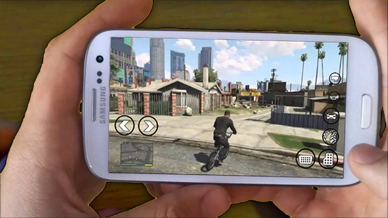 how to download gta 5 android